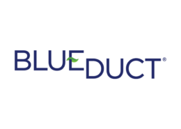 The Blue Duct Logo