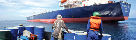 EU, West African Countries Partner on Counterpiracy