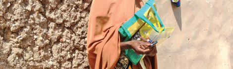 Nigeria Uses Technology to fight polio