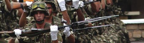 Algerian Army takes on Drug Trafficking