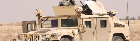Libyan Army Gets 200 Humvees from United States