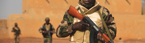 Mauritania, Niger Sign Defense Pact