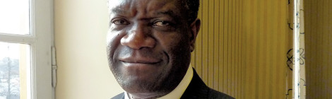 Congolese Doctor Calls for End of Rape as War Tool