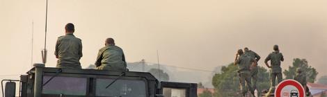 Algeria, Tunisia Mobilize to Secure Borders