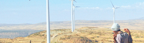 Ethiopia's Wind Farms Built for Energy Independence