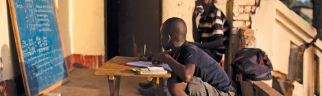 In Central African Republic, A Crisis for Children