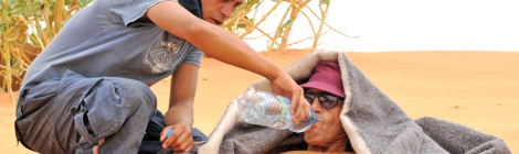 Tourists Go to Morocco for Healthy Soak in Desert Sands