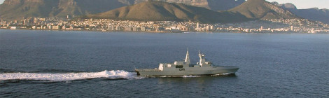 South Africa Partners with France to Patrol Remote Waters