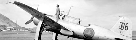 Remembering Africa's 1st Independent Air Force