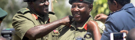 Uganda Makes History with Female General
