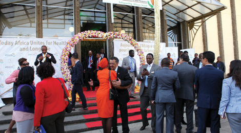 Africa Makes Progress in Disease Prevention