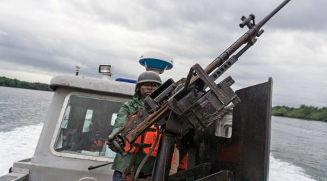 Cameroon, Nigeria Cite Productive Naval Partnership