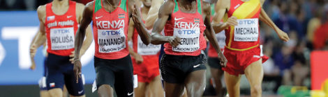 Africa to Bid for 2025 World Championships