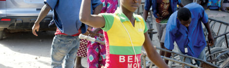 Mapping Brings order to Benin's Streets