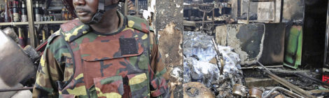 Ghana, U.S. Strengthen Partnership for Disaster Response