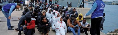 EU to Train Libyan Coast Guard