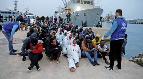 EU to Train Libyan Coast Guard