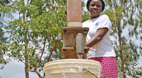 For Clean Drinking Water in Kenya, Just add Sunshine