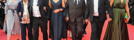 Former South African Prisoner Honored at Cannes
