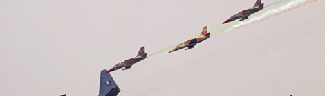 Nigerian Air Force Expands, Modernizes