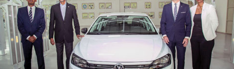 Volkswagens to Roll Out of Rwandan Plant