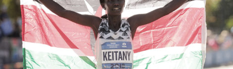 Kenyan Wins FOURTH NYC MARATHON
