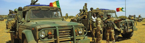 U.S. Doubles Support to G5 Sahel Force