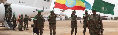 Ethiopian Air Force Deals Blow to Al-Shabaab