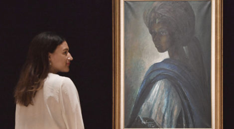 'Nigerian Mona Lisa' Finds Its Way Home