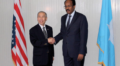 U.S. Diplomatic Mission to Somalia Returns