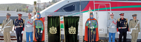 Morocco Unveils Fastest Train on the Continent
