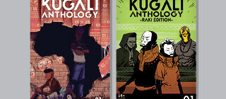Comic Books Showcase African Narratives