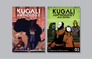 Comic Books Showcase African Narratives