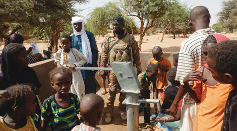 Water Project Signals Hope for Malian Town
