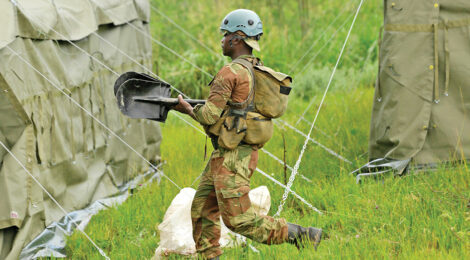 Soldiers Take Charge in Civic Actions
