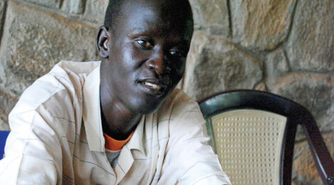 Nonprofit Helps Blind South Sudanese See Again