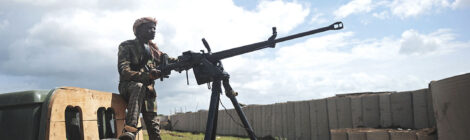 AMISOM Praises Progress by Somali Security Forces