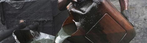 نيجيريا تقوم بنشر تكنولوجيا السواتل لتتبع مهربي النفط