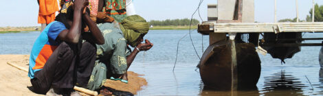 Early Warning Tool Predicts Water Wars