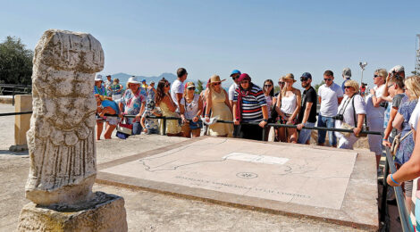 Tunisia Races to Protect Cultural Sites