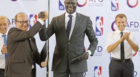 NBA Starting 12-Team League in Africa