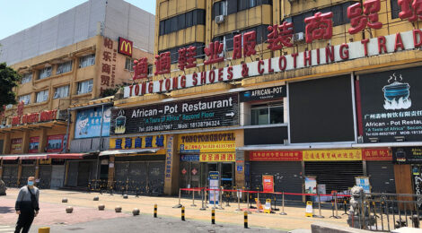 Despite Mounting Pressure, Africans in China say Discrimination Continues
