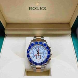 rolex yacht-master ll front