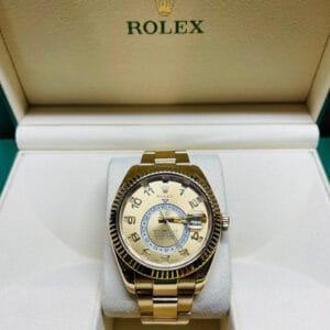 Rolex Sky Dweller 2010 Front