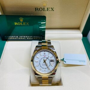 Rolex Sky Dweller Front