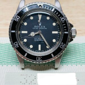 Rolex Submariner 5513 Front