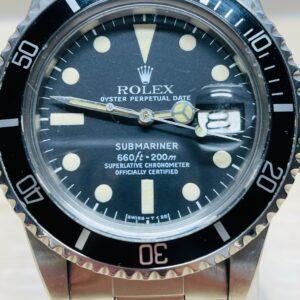 Rolex Submariner Date 1680 Front