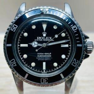 Rolex Submariner No Date Front