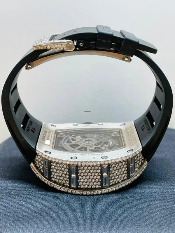 Richard Mille RM 011 Side