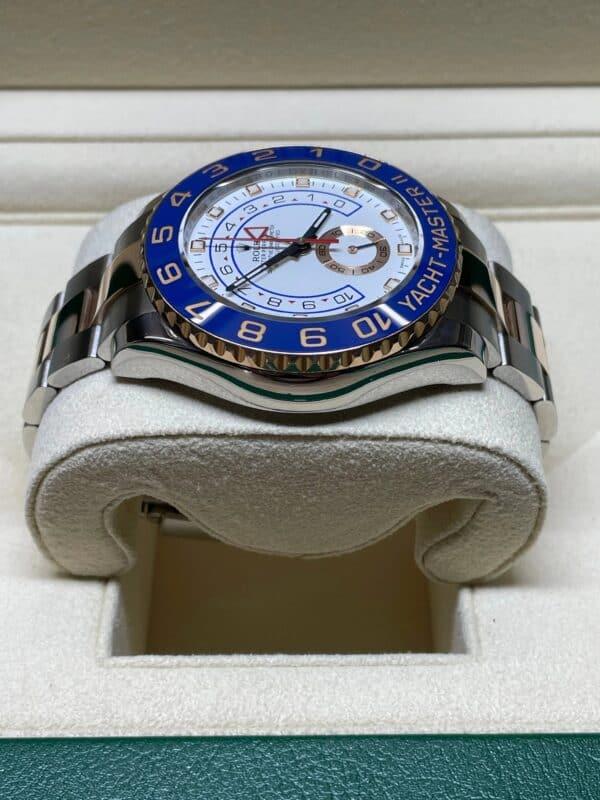 Rolex 116681 Yacht Master Side